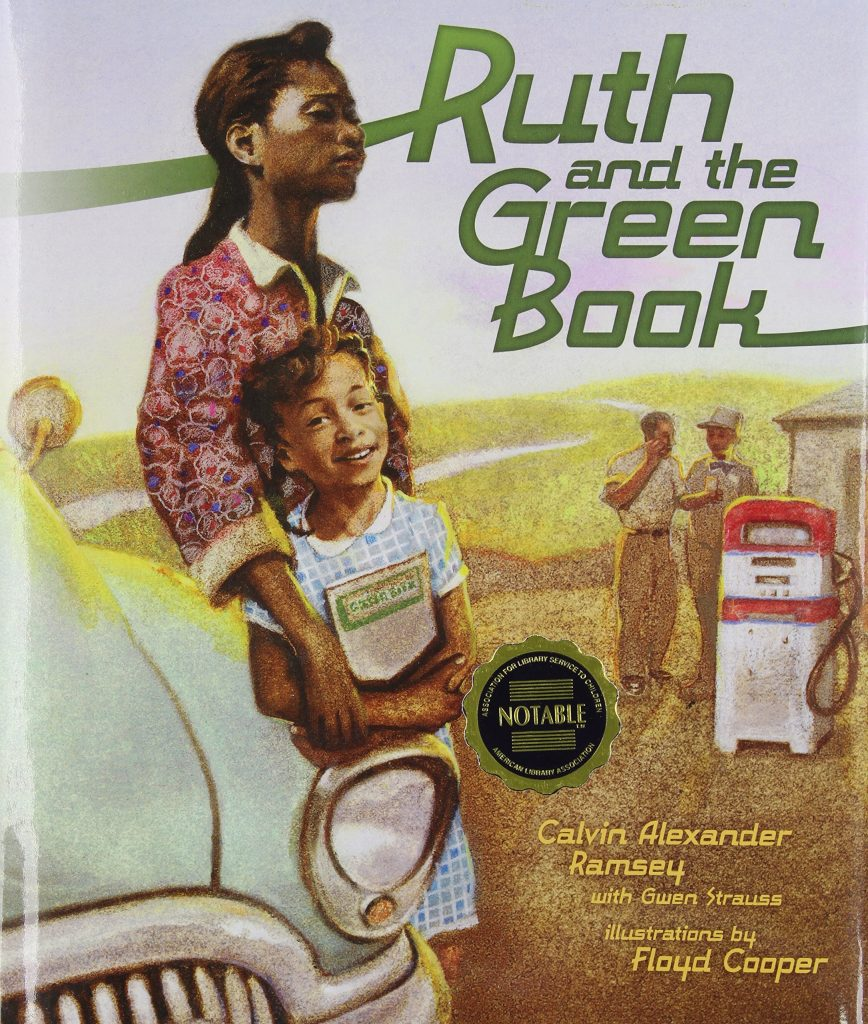 Ruth and the Green Book picture book to teach Civil Rights Movement